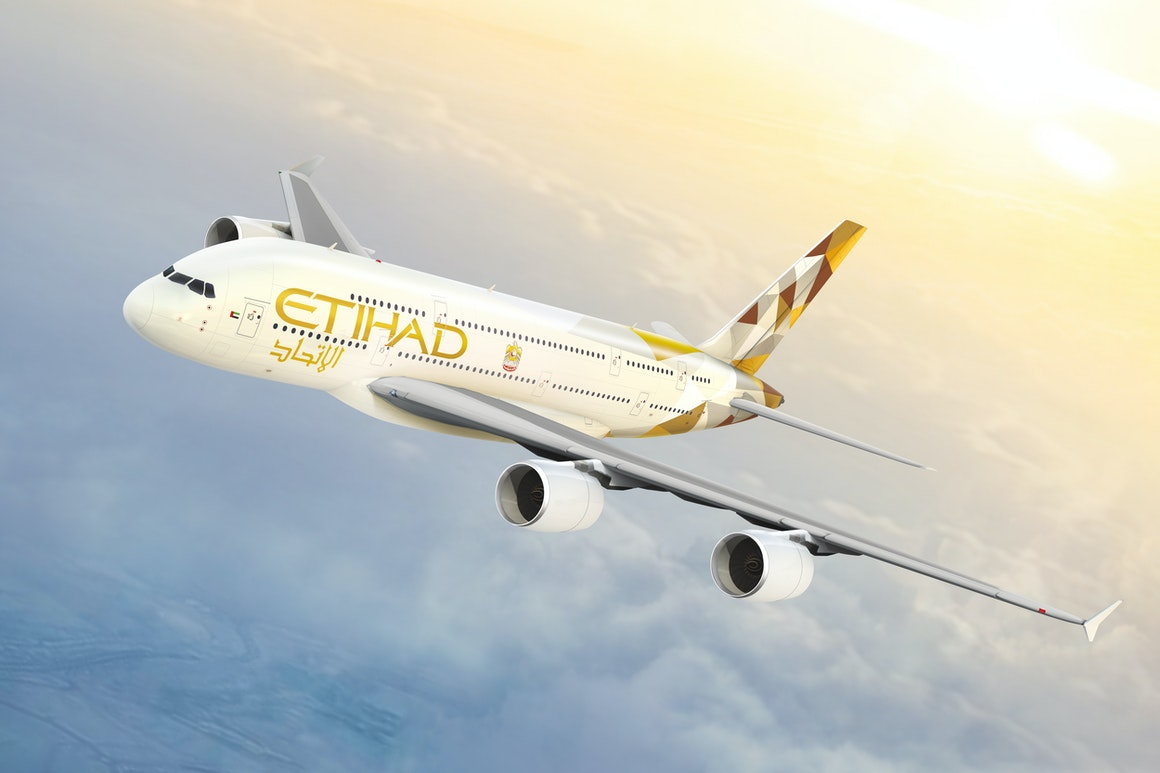 Etihad Airways Case Study Landor