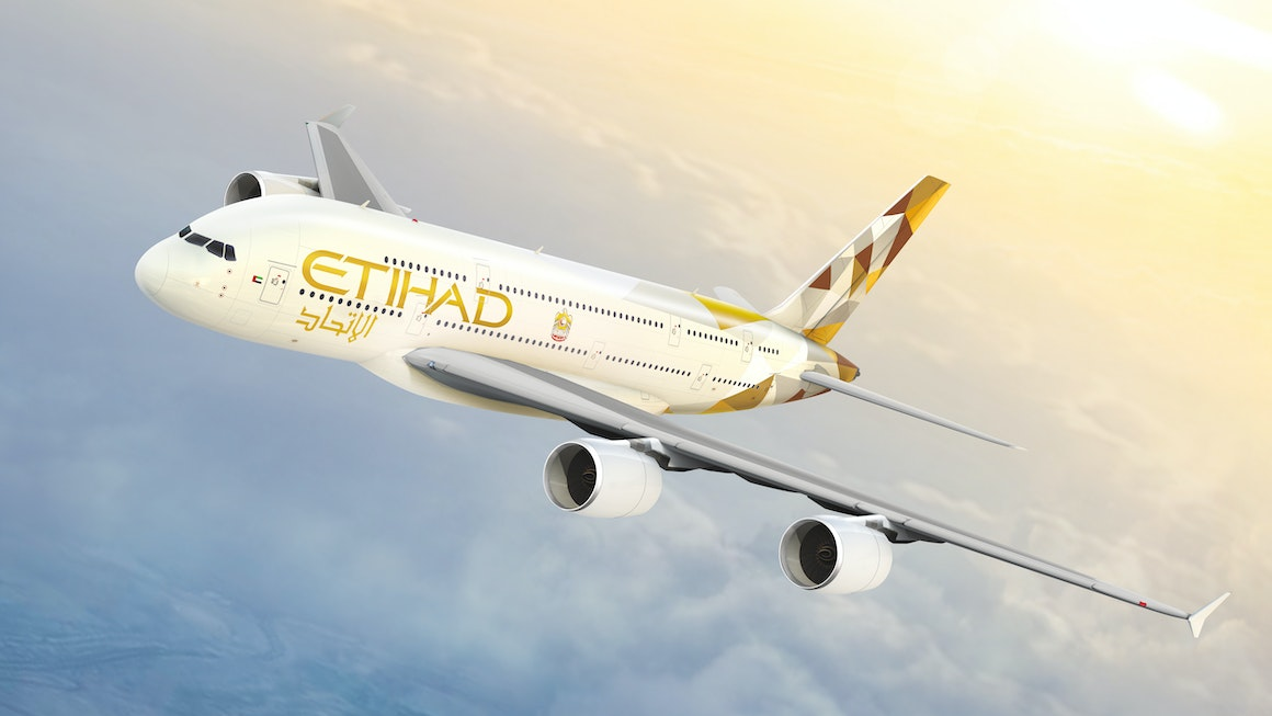 Etihad Airways hero