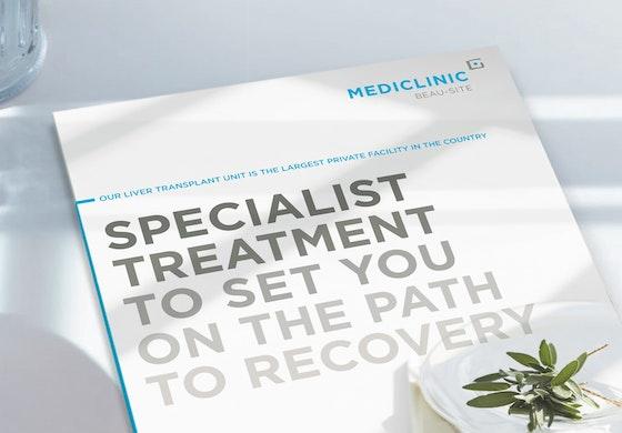 Mediclinic identity