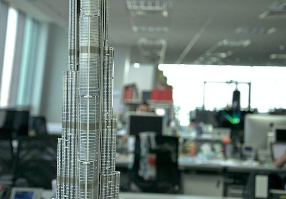 Landor Dubai office