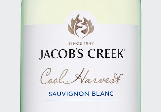 Jacob's Creek identity packaging