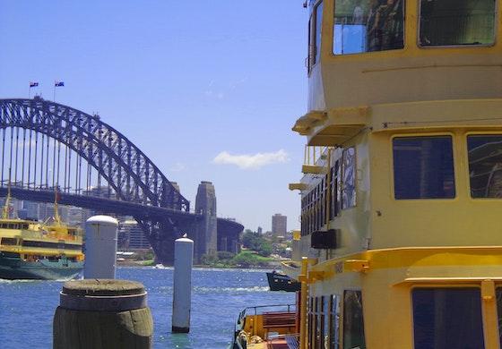 Sydney ferryboat
