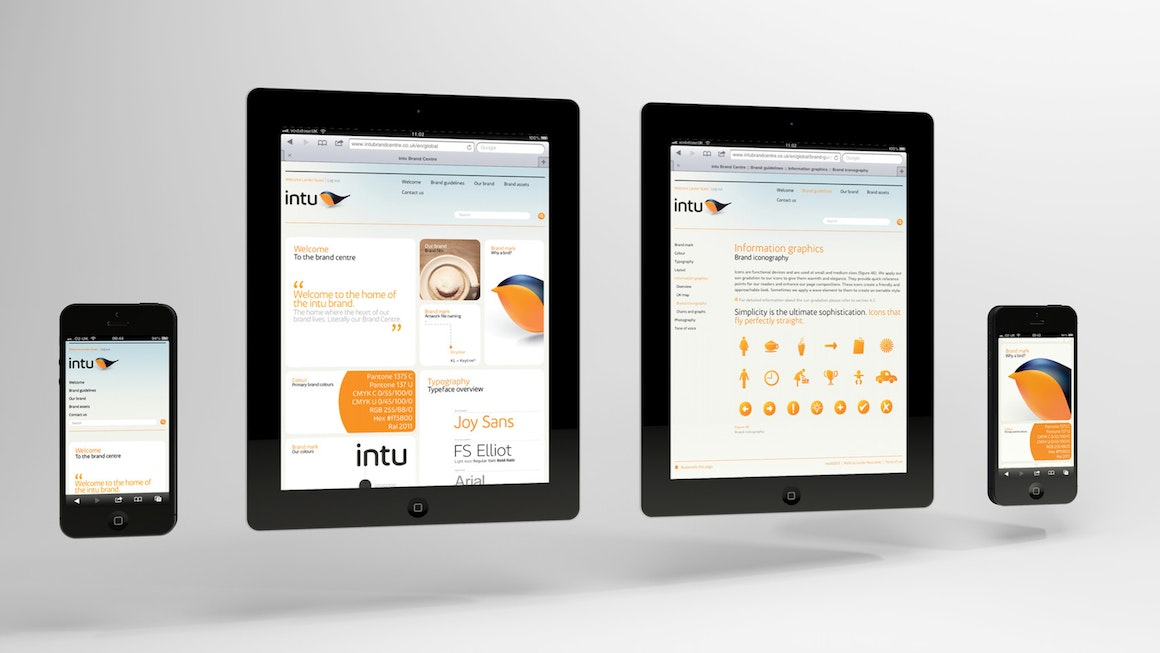 Intu Digital Branding