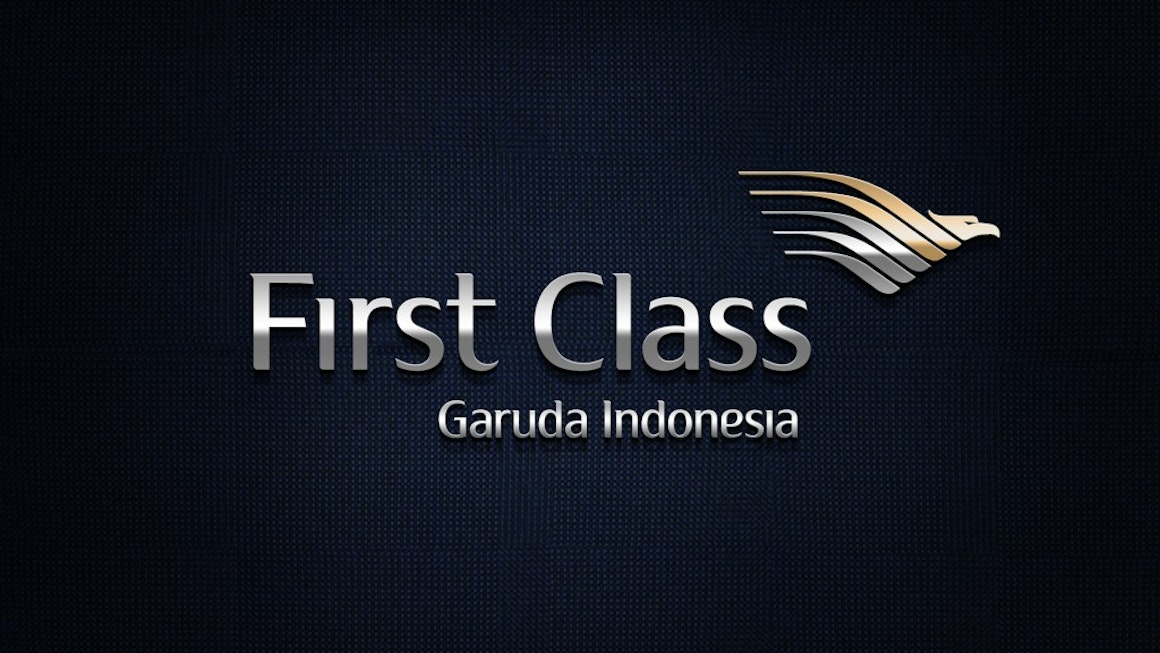 Garuda Indonesia First Class Visual Identity