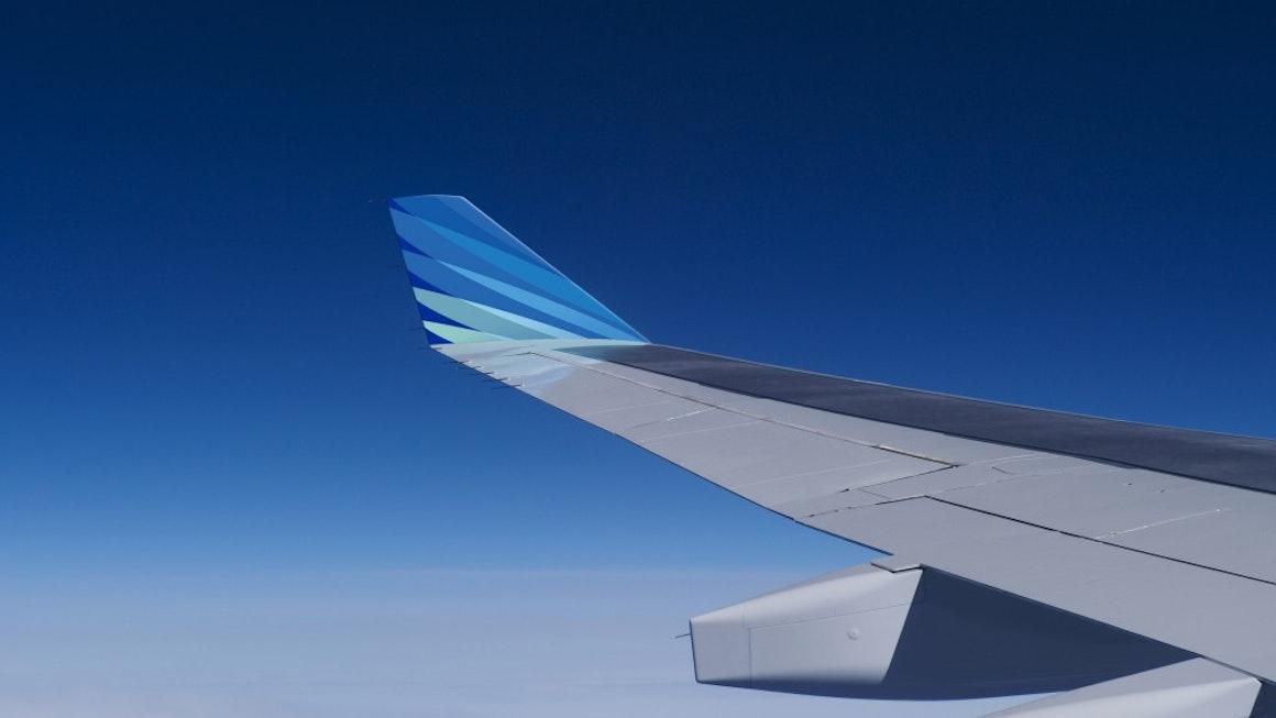 Garuda Indonesia Winglet