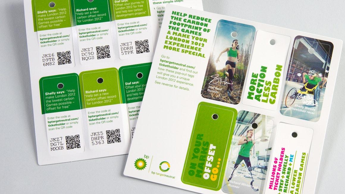 BP Olympics Activation London 2012
