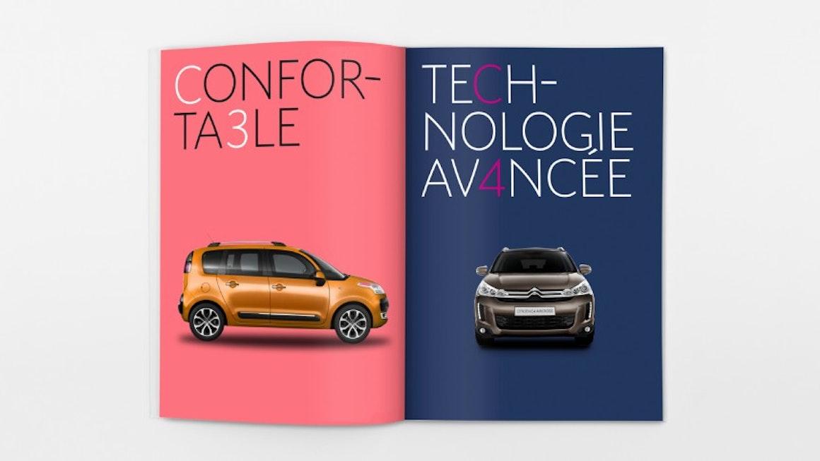 Citroën advertisement