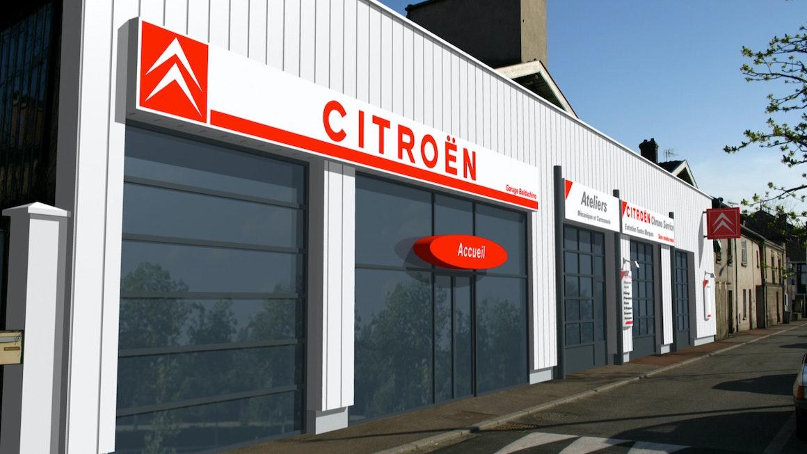 Citroën Original Logo