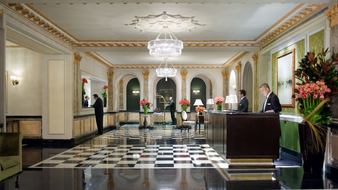Taj Group Hotel Front Desk