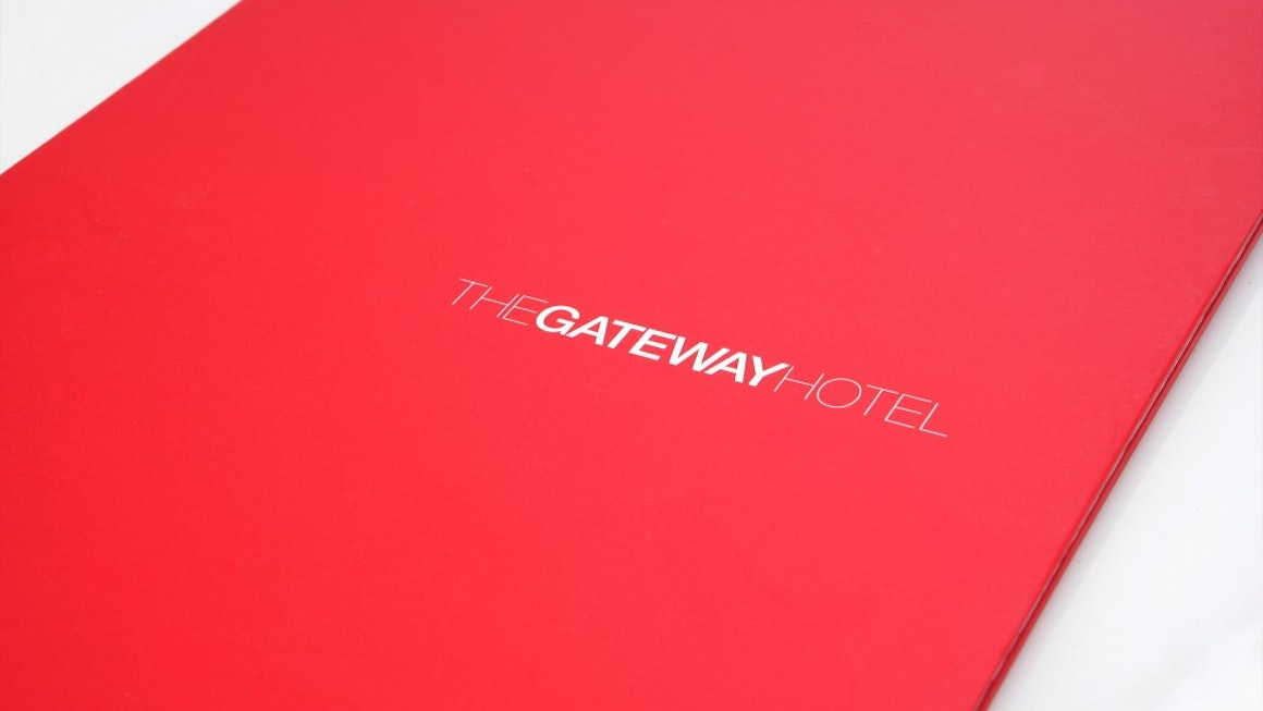 Gateway Hotel (by Taj Group) Marketing Collateral