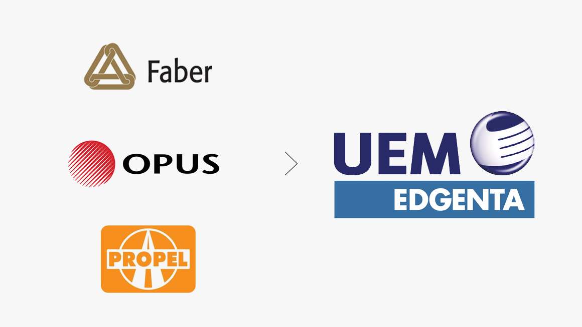 UEM Edgenta Logo Before and After