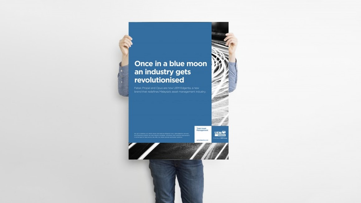 UEM Edgenta Poster