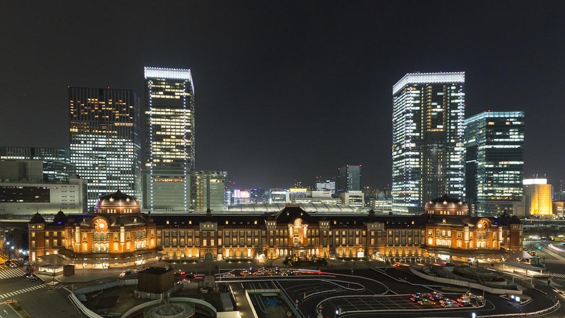 東京ステーションシティ hero