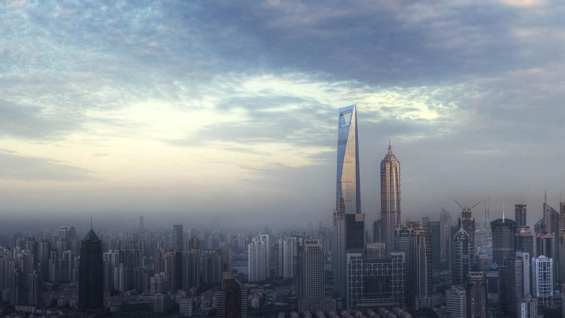 上海環球金融中心 hero
