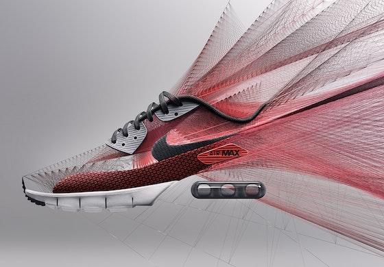 Nike AirMax ManvsMachine