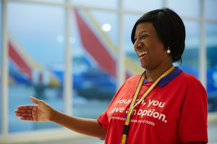 Southwest Airlines Launches International Concourse at Houston