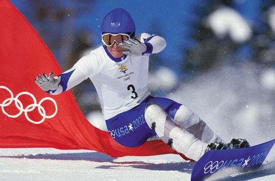 Landor at the Olympics