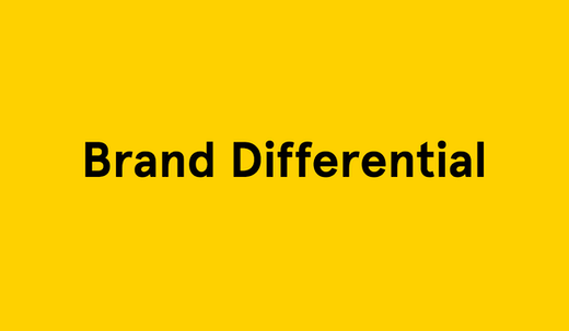 Landor launches Brand Differential, a new predictive research methodology