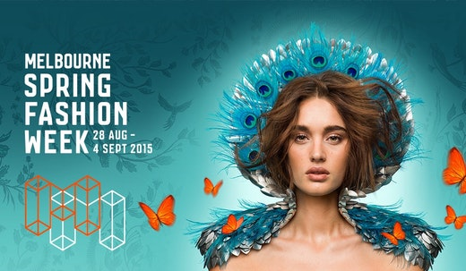 All that shimmers is silver: Landor wins GOV Design Award for Melbourne Spring Fashion Week