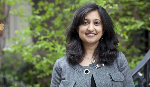 Mimi Chakravorti. Executive director of strategy. Landor San Francisco.