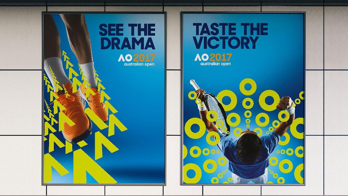 Australian Open posters