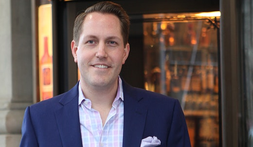 Colin Lange. Executive director. Brand engagement.
