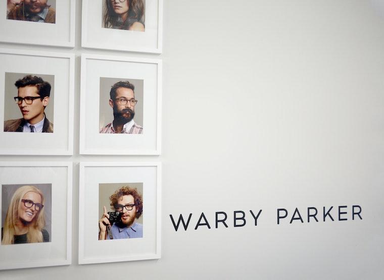 Brand Community Model Warby Parker