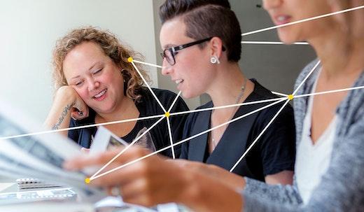 Traditional brand management is dead. Landor unveils revolutionary new Brand Community Model.