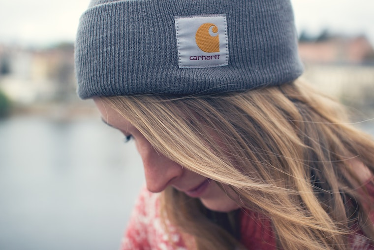 Brand expasion Carhartt hat