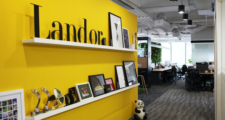 Inside the studio with Landor China's David Mineyama-Smithson in our Hong Kong Office
