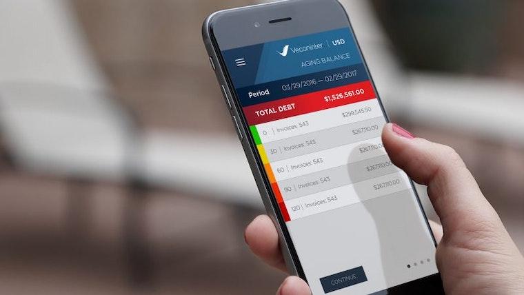 Veconinter mobile application