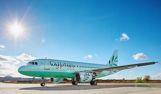Landor evokes the beauty of the destination for Cyprus Airways