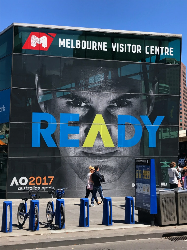 Australian Open Activation for Local Brands