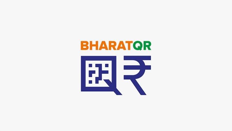 Bharat QR visual identity