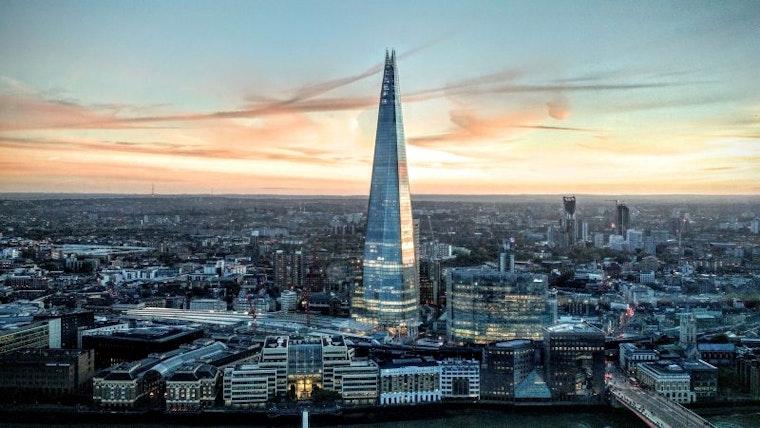 Branding for buildings: The Shard