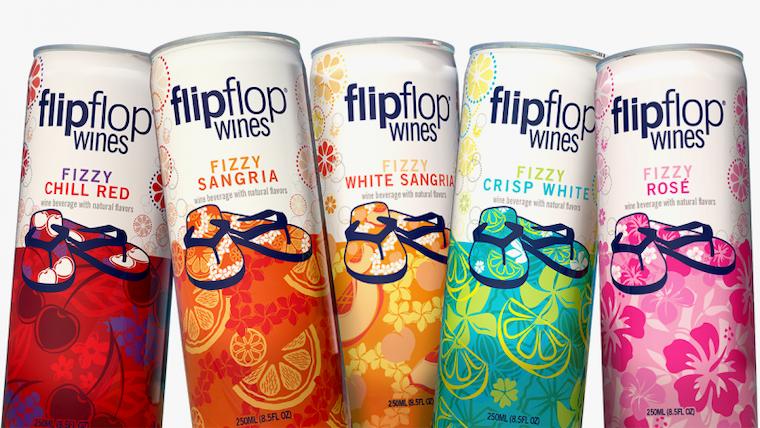 FlipFlop Wines: Wine Brands Byline