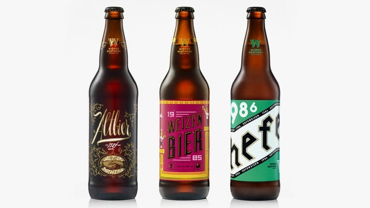 Widmer Brothers 30 beers for 30 years: Wine brands byline