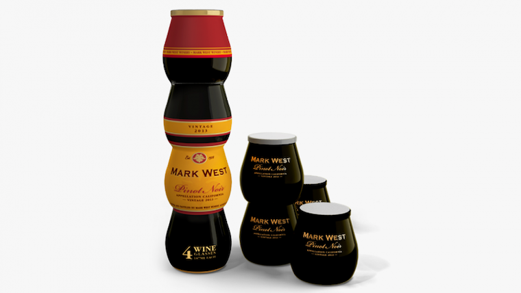 Mark West StackTek Cups: Wine brands byline