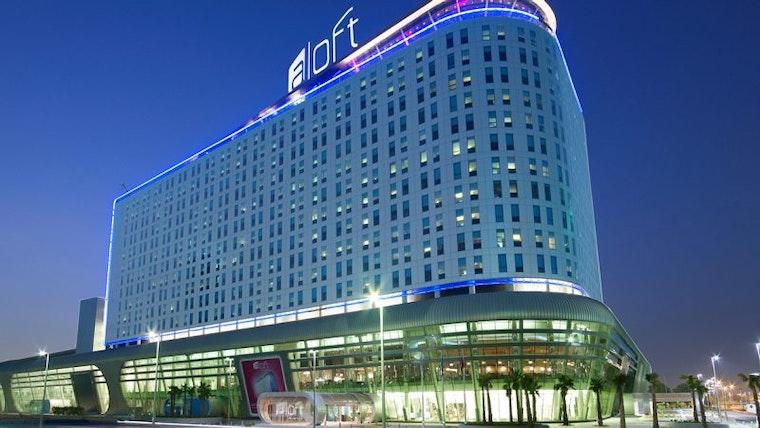 Aloft Hotel: Landor Pulse