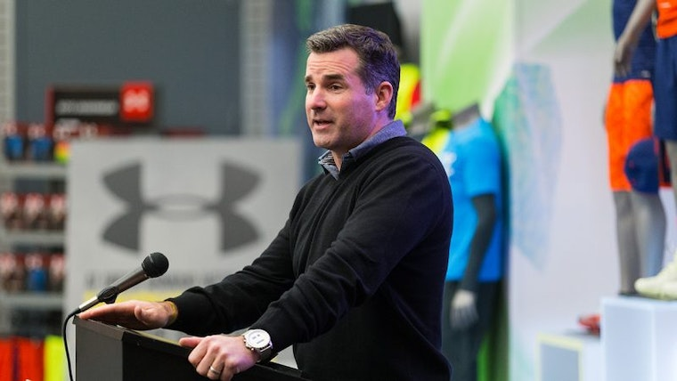 Kevin Plank Speaking: The Unfiltered CEO