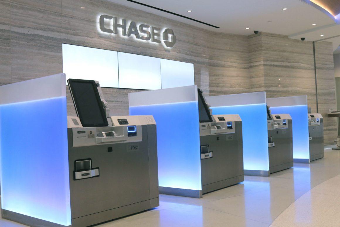 Landor Pulse of Financial Services: Chase eATM bank hub