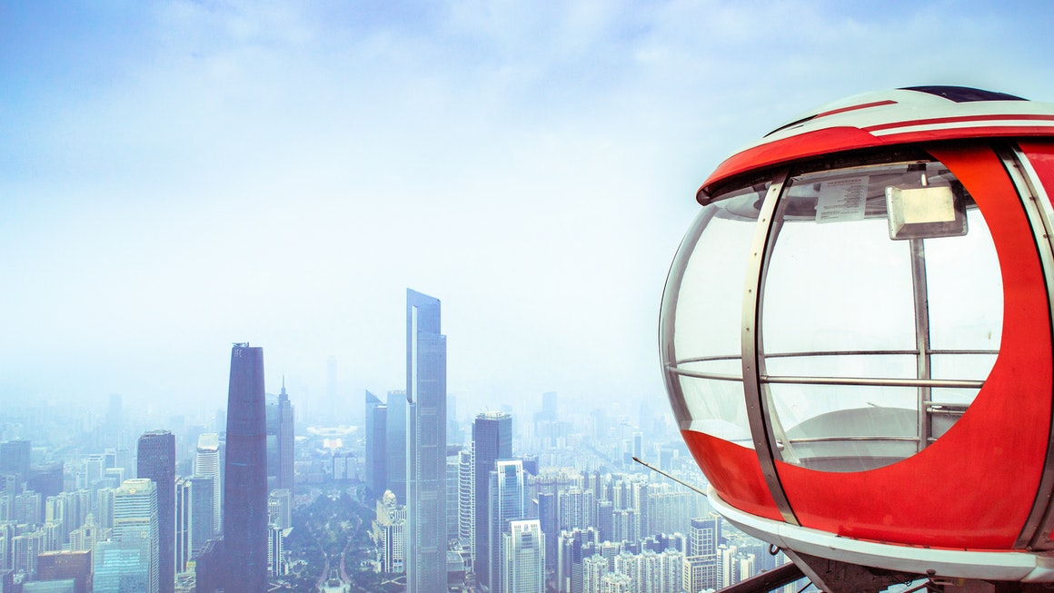 Guangzhou bubble tram