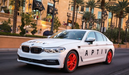 Delphi Automotive partners with Landor to spin off Delphi Technologies and create Aptiv
