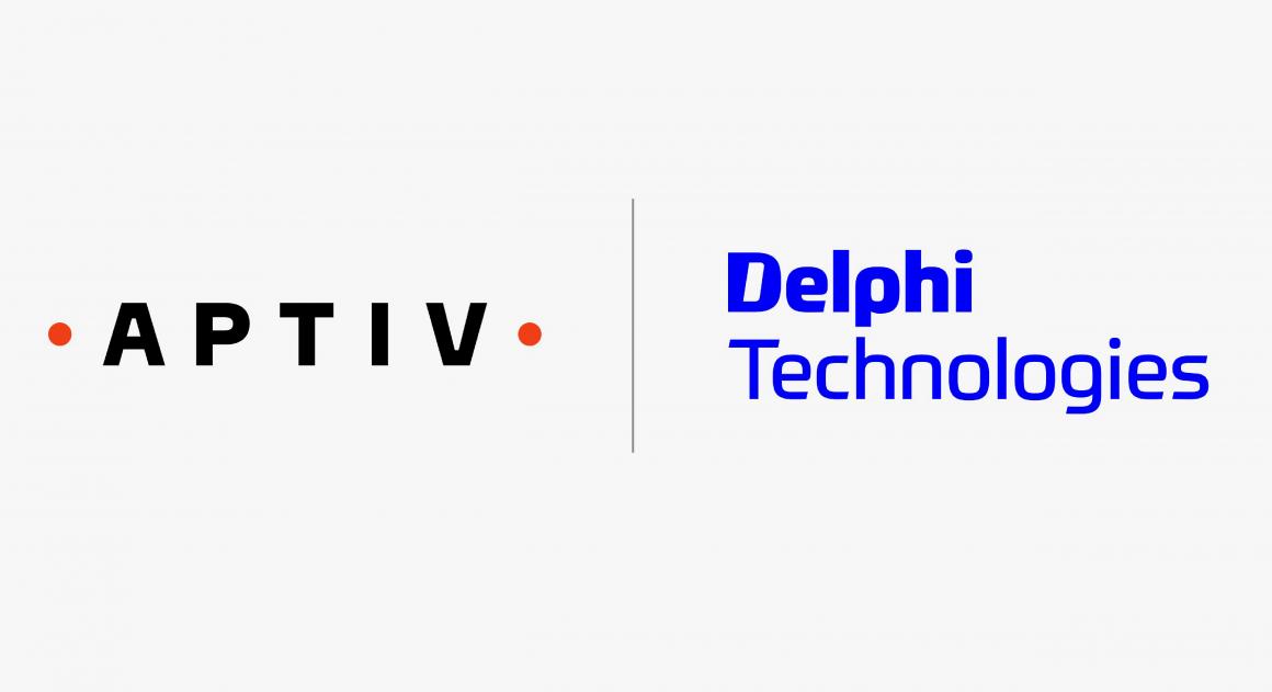 Delphi automotive partners with landor to spin off delphi for Landor logo