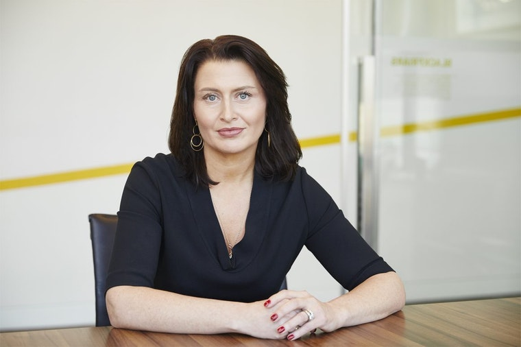 Jane Geraghty, CEO of Landor
