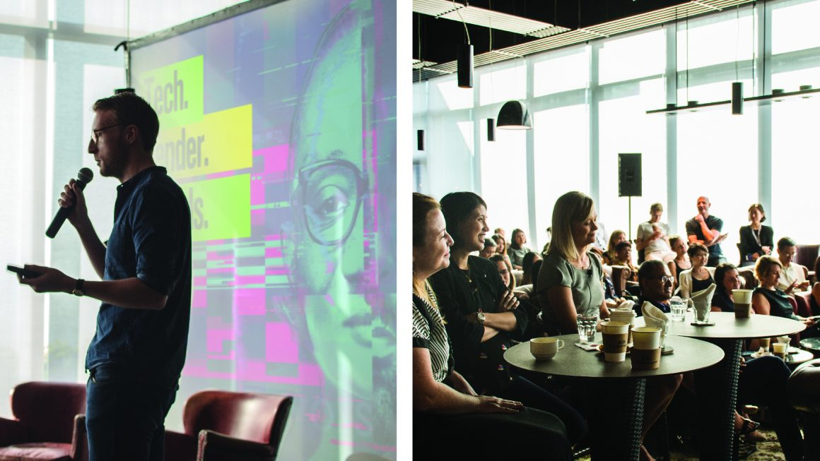 Wake Up with Landor Singapore Tech and Gender