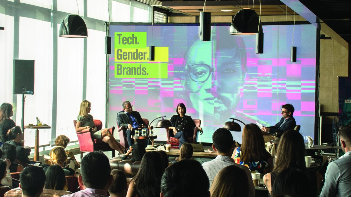 Wake Up with Landor Tech and Gender event