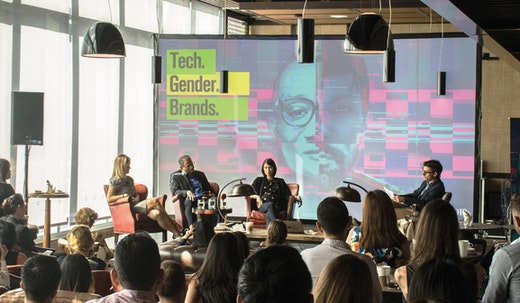 Landor Singapore hosts tech and gender panel with Google, Microsoft, and Procter & Gamble