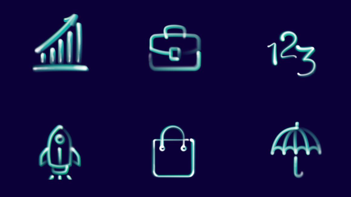 Ak Bars Bank Light Icons
