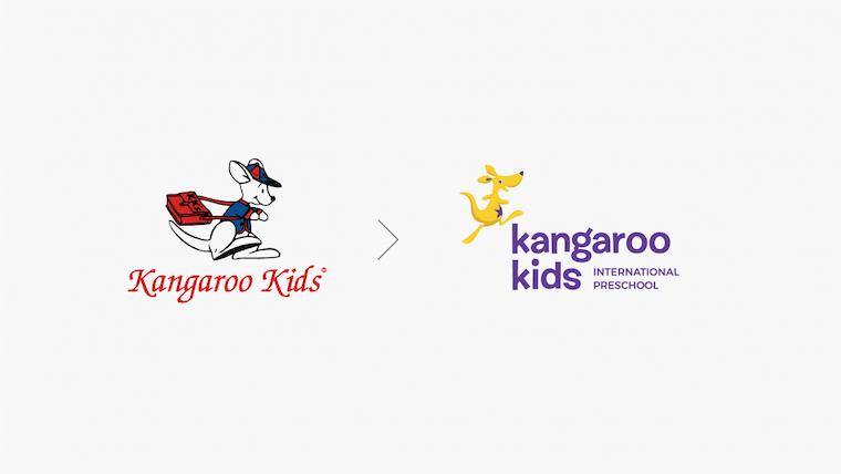 Kangaroo Kids Before After